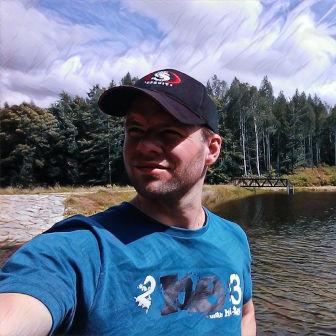 Marek Hůlka - kroužky programování pro děti
